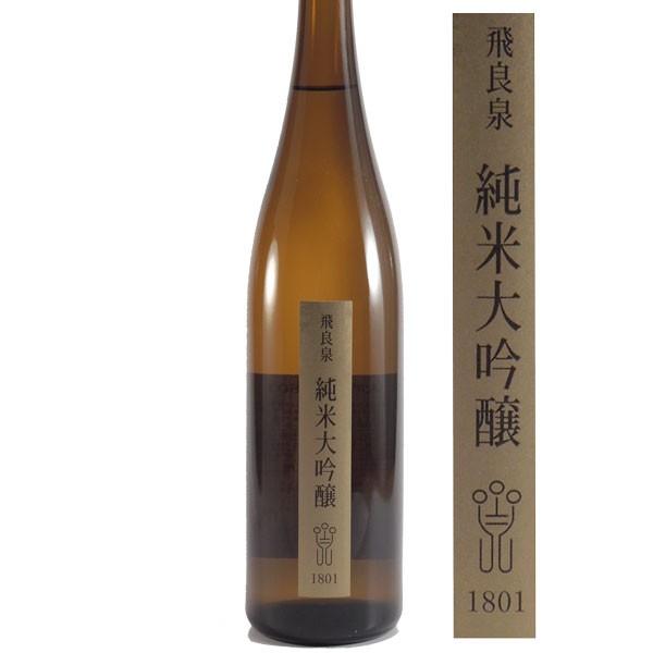 飛良泉純米大吟醸 1801 限定生酒 1800ml 日本酒 ...