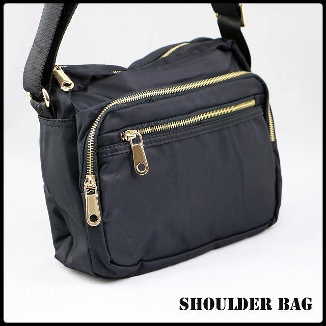 ショルダーバッグ 鞄 ショルダー 黒 ブラック B5...