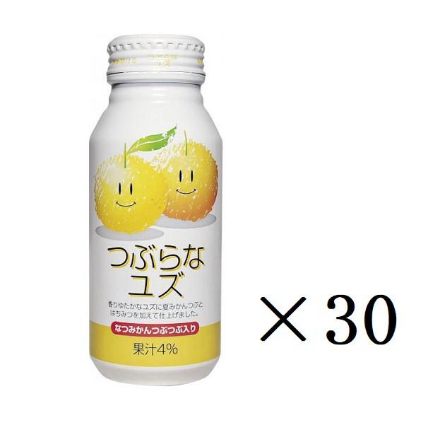 JAフーズおおいた つぶらなユズ 190g×30本 缶 ま...