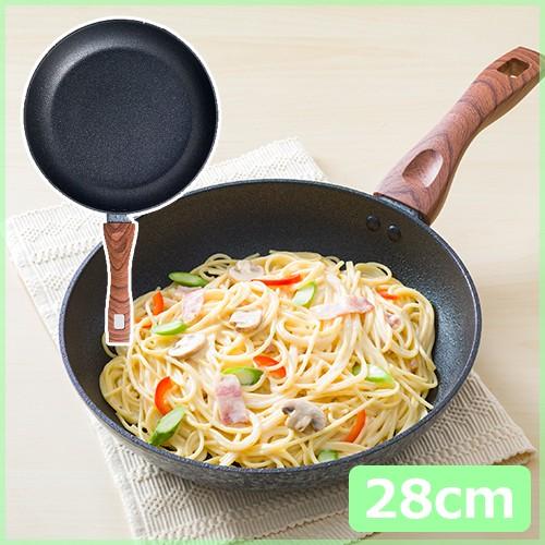 KUKUNA Kitchen メガストーンフライパン28cm KKN-...