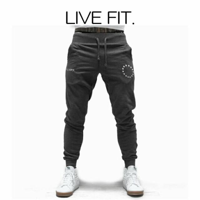 リブフィット LIVE FIT Athlete Joggers スウェッ...