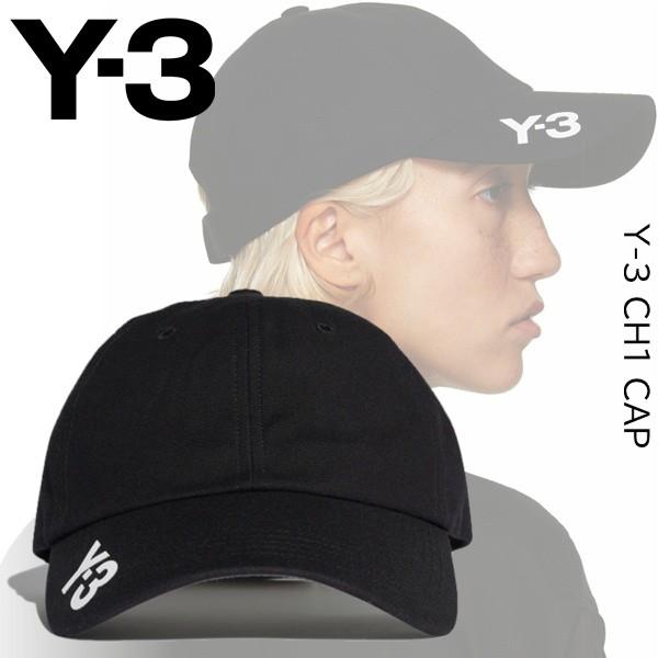 ワイスリー Y-3 キャップ 帽子 Y-3 CH1 CAP スナ...