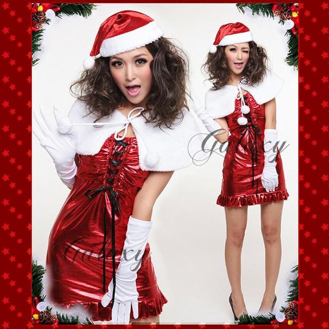 サンタ サンタクロース クリスマス コスチューム ...