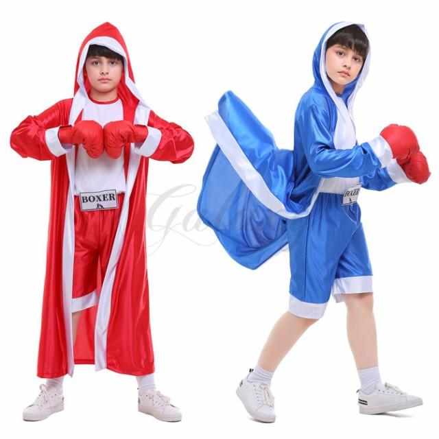 ハロウィン ワールドチャンピオン ボクサー ボク...