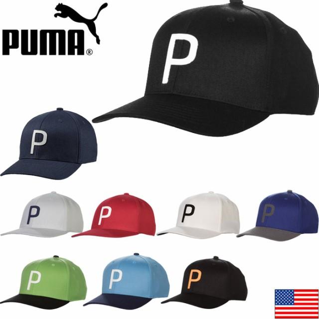 PUMA 021766 Throwback P 110 Snapback CAP US プ...