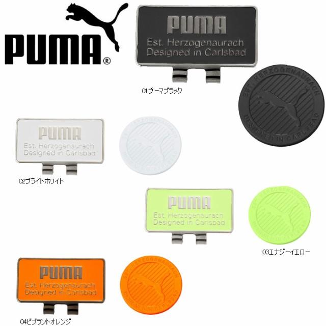 PUMA 867909 プーマゴルフ キャップ クリップ マ...