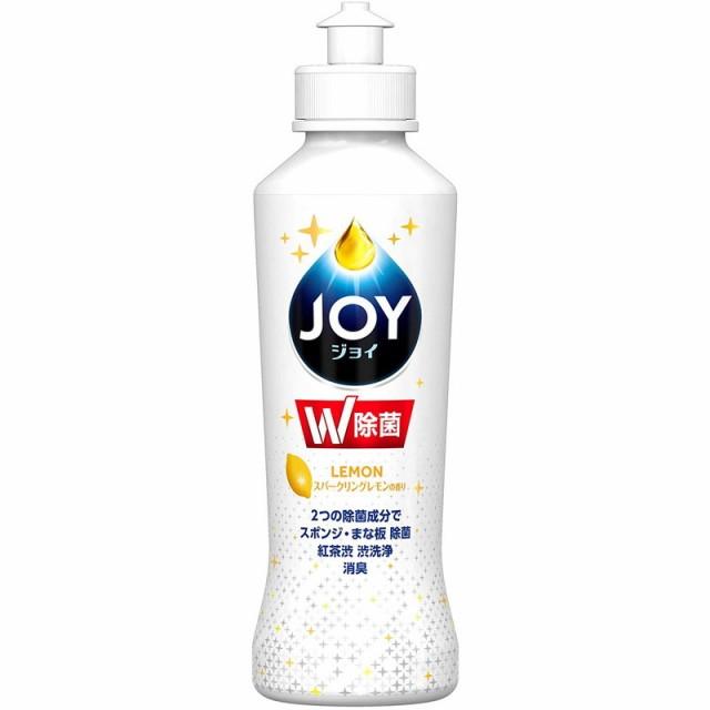 P&G 除菌ジョイ コンパクト 食器用洗剤 スパーク...