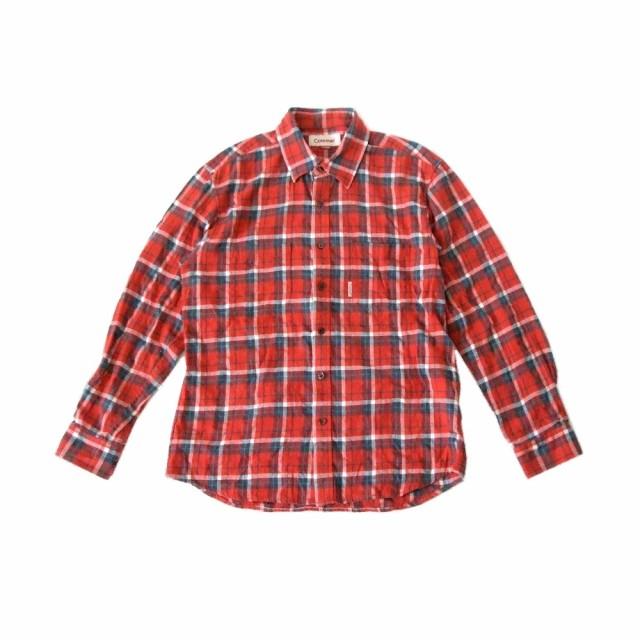 COLEMAN コールマン タータンチェックネルシャツ ...