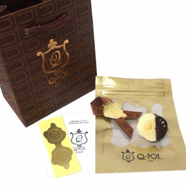 【新品】 Q-pot キューポット  チョコバナナリン...