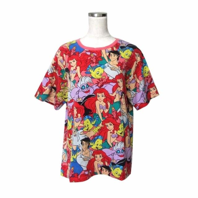 Disney ディズニー マルチモノグラムTシャツ (東...