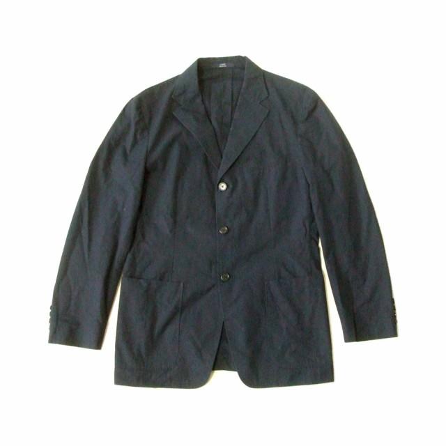 J.CREW J.クルー 定番3Bコットンジャケット (紺 ...
