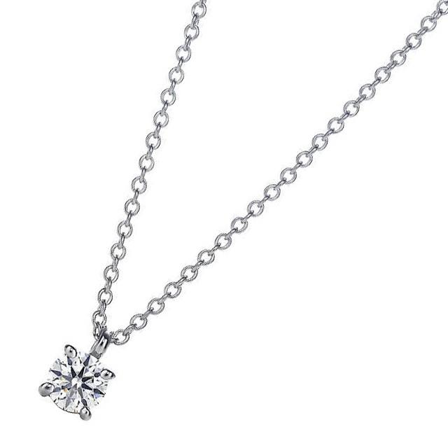 buy popular 32d2d 03b1a ティファニー ソリティア ダイヤモンド ペンダント ネックレス ...