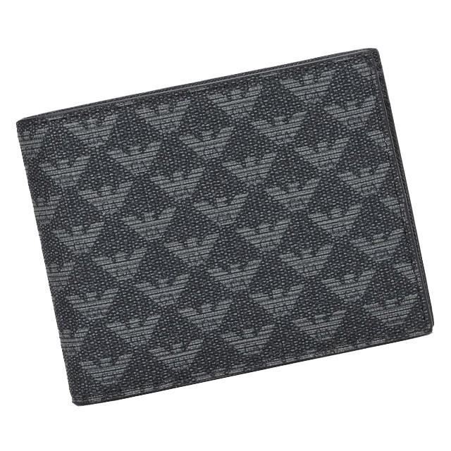アルマーニ 財布 メンズ 二つ折り 二つ折り財布メ...