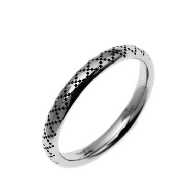quality design 41c4a c8d8f グッチ GUCCI ディアマンティッシマ リング ホワイトゴールド 284899 J8500 9000 K18WG 指輪 ユニセックス ウエディング  結婚指輪 新品