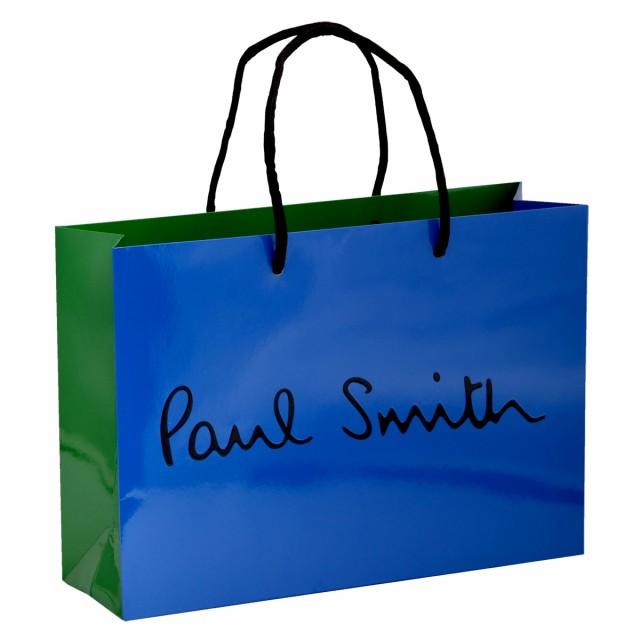 ポールスミス ショップ袋 手持ちつきショップ袋 ...