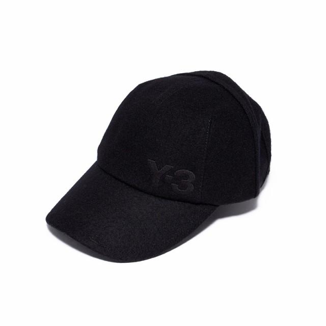 ワイスリー Y-3 キャップ 帽子 つば メンズ レディース DT0890 WINTER CAP ウィンター キャップ BLACK ブラック f55011ce059b