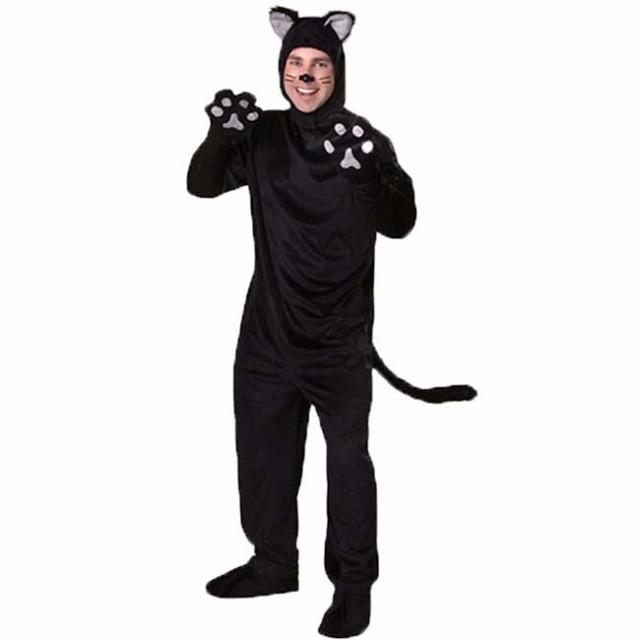 黒猫 コスプレ 衣装 ハロウィン衣装 仮装 ア...
