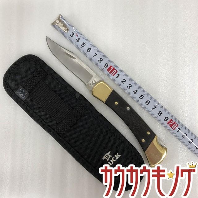 【中古】(未使用) BACK KNIVES 110 フォールディ...
