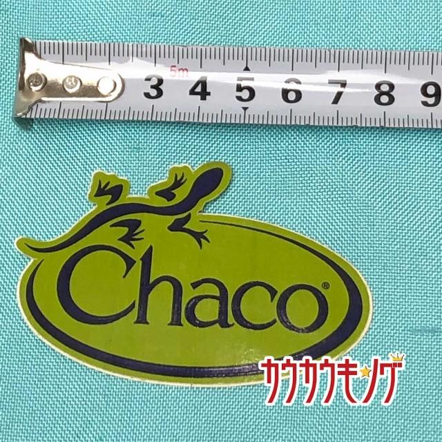 【中古】(未使用) chaco(チャコ) ステッカー グリ...