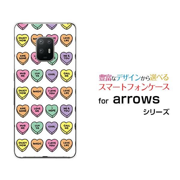 arrows 5G [F-51A] ハードケース/TPUソフトケース...
