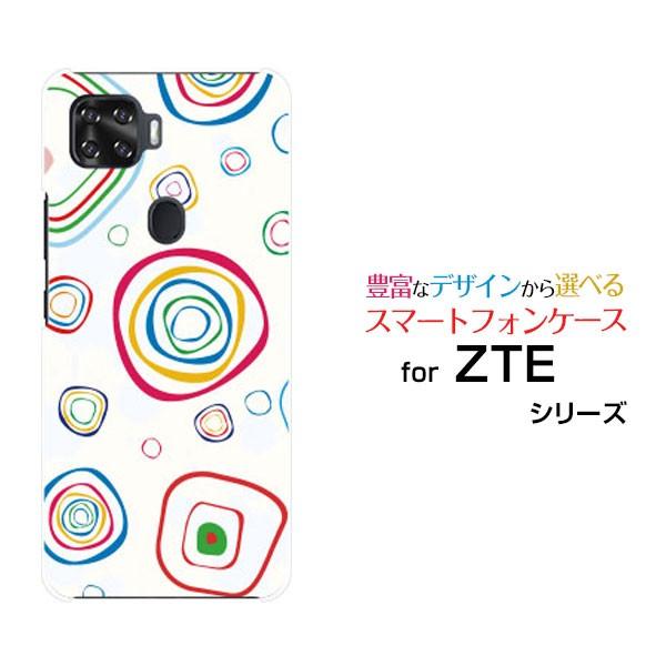 ZTE a1 [ZTG01] ハードケース/TPUソフトケース ぐ...