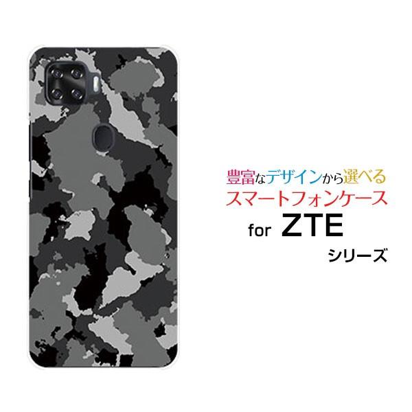 ZTE a1 [ZTG01] ハードケース/TPUソフトケース 迷...