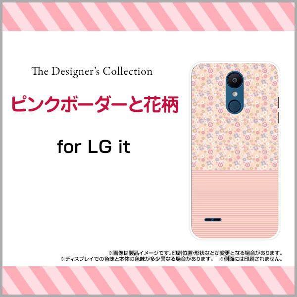 保護フィルム付 LG it LGV36 スマートフォン ケー...