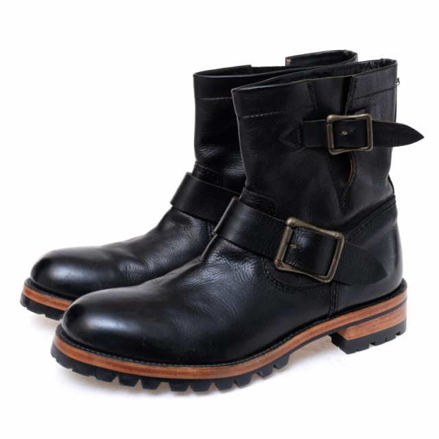 ○パドローネ PADRONE PAUL3 ENGINEER BOOTS エン...