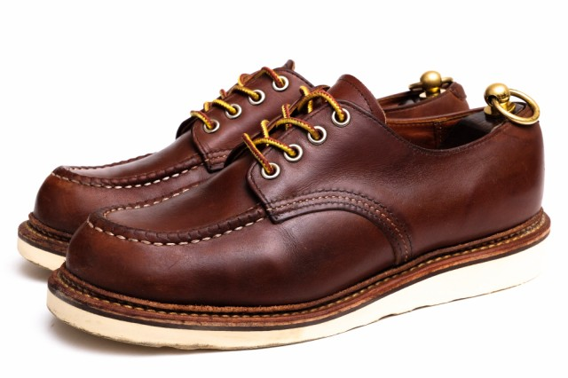 ○レッドウィング RED WING 8109 WORK OXFORD MAH...