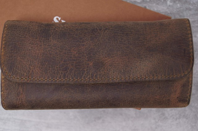 ○スロウ SLOW kudu long wallet 333S26C クーズ...