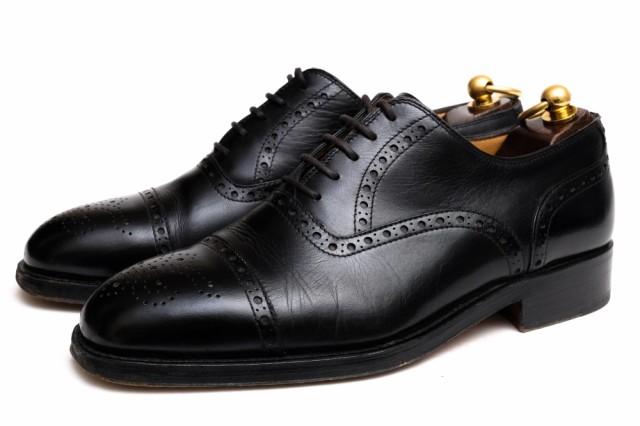 ○シップス SHIPS Footwear Collection セミブロ...