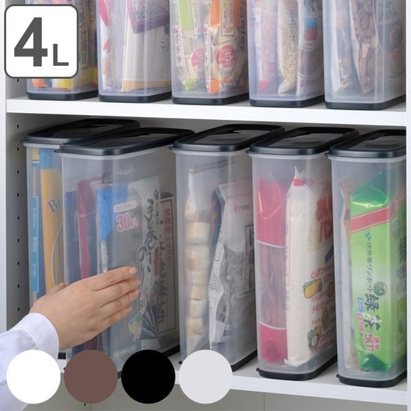 保存容器 乾物ストッカー 4L 乾燥剤付き ( 4...
