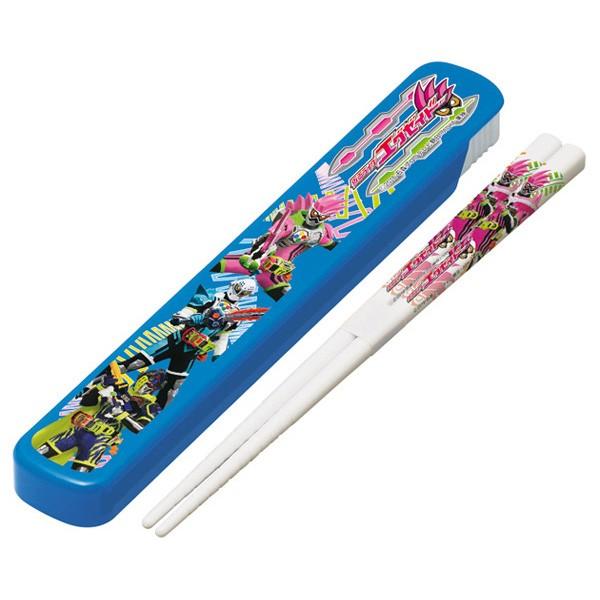 箸&箸箱セット スライド式 仮面ライダーエグゼ...