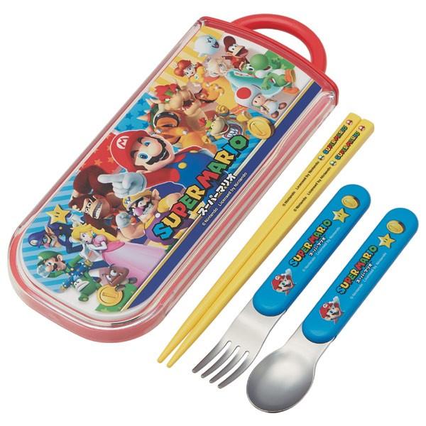 トリオセット 箸・フォーク・スプーン スーパー...