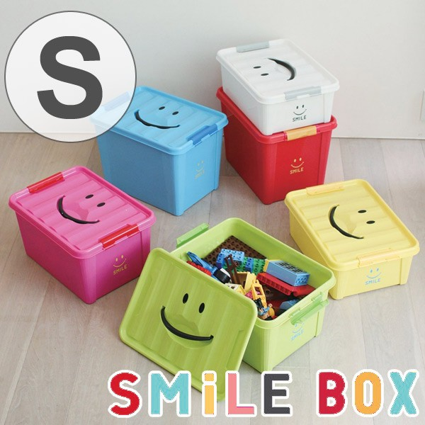 おもちゃ箱 S 幅40×奥行28×高さ15cm 収納ボ...