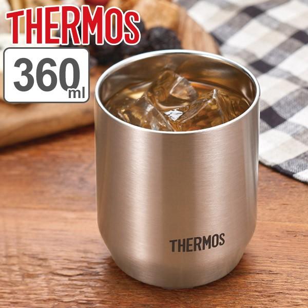 タンブラー サーモス thermos 真空断熱カップ 360...