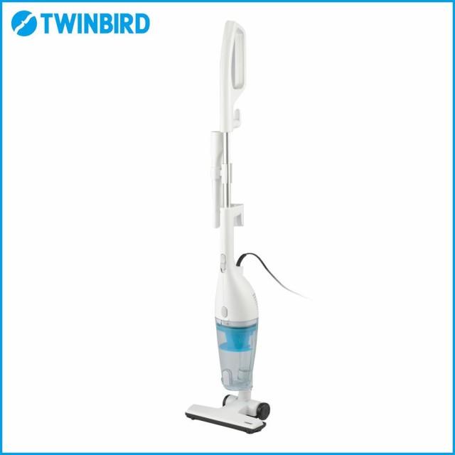 TWINBIRD ツインバード サイクロンスティック型ク...