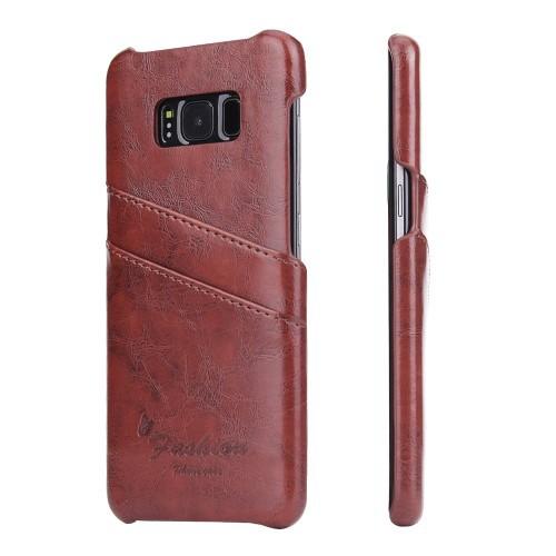 Galaxy S8 Plus ハードケース ワインレッド 強化...