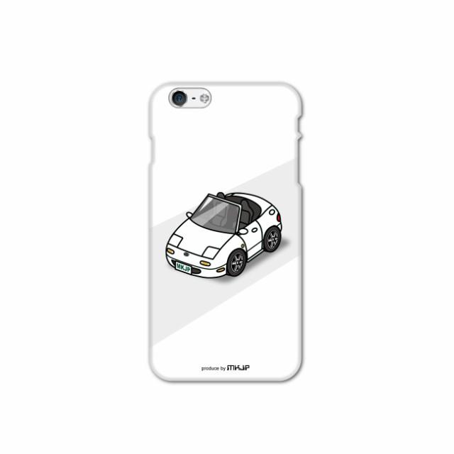 MKJP マツダ ロードスター NA iPhone5 iPhone6 iP...