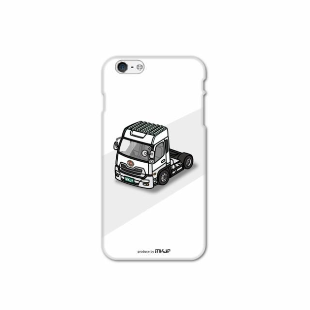 MKJP UDトラックス クオン GK6XAB iPhone5 iPhone...