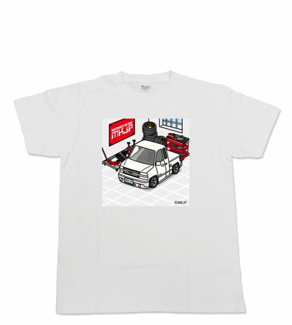 MKJP車種別 オリジナルTシャツ 車種カラー12色 CH...