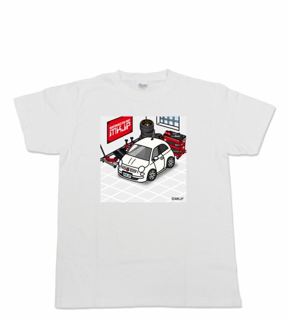 MKJP車種別 オリジナルTシャツ 車種カラー12色 FI...