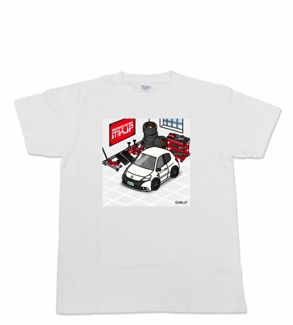 MKJP車種別 オリジナルTシャツ 車種カラー12色 RE...