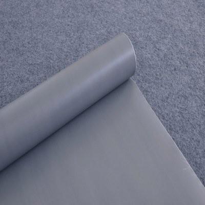 壁紙シール 防水 単色 (グレー)