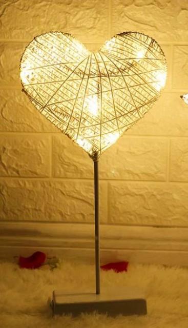 【お取り寄せ】置物 LEDライト 籐編み風 ナチュラ...