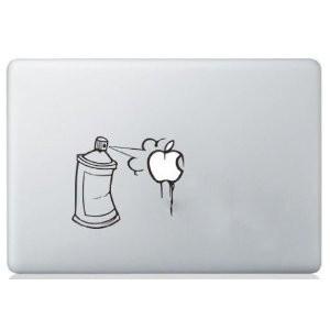 【お取り寄せ】MacBook ステッカー シール White ...