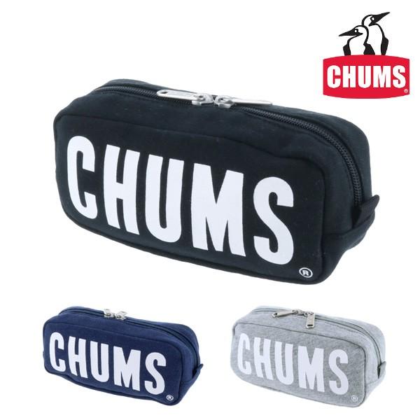 チャムス/CHUMS/ポーチ/スウェット/Boat Logo Pou...