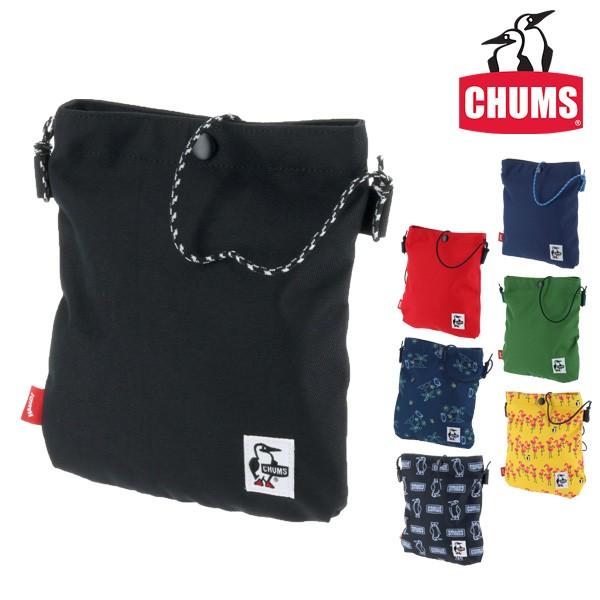 チャムス/CHUMS/サコッシュバッグ/CORDURA ECOMAD...