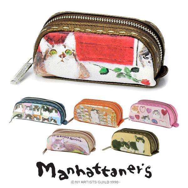 送料無料/マンハッタナーズ manhattaner's キーケ...