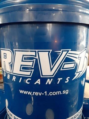 耐摩耗性油圧作動油 REV-1 HYDRO AW 46 18L